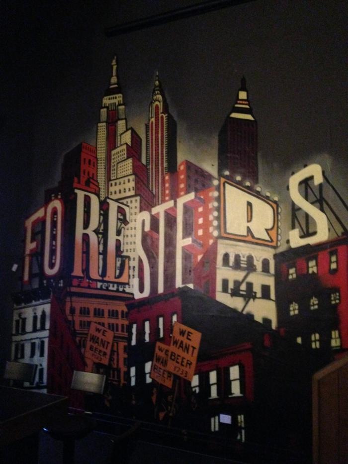 Forresters, Melbourne